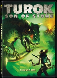 Turok: Son of Stone DVD (click for larger image)