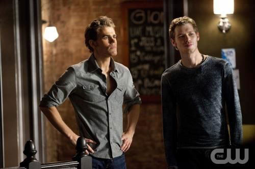 The Vampire Diaries Episode 3.03 - The End of the Affair