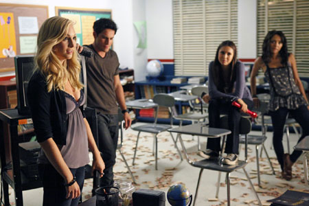 tvd305c - A Clip and New Images from The Vampire Diaries Episode 3.05 - The Reckoning
