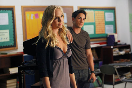 tvd305d - A Clip and New Images from The Vampire Diaries Episode 3.05 - The Reckoning