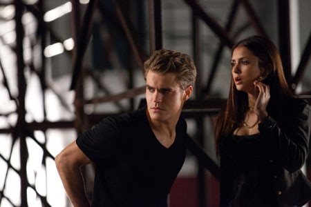 A Clip and a Batch of Images from The Vampire Diaries Episode 3.06 - Smells Like Teen Spirit