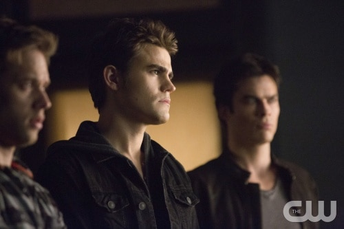 The Vampire Diaries Mid-Season Finale Episode 5.10 - Fifty Shades of Grayson