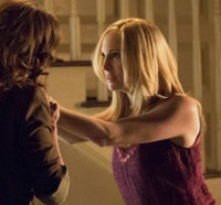 Stefan Tutors Elena in this Clip from The Vampire Diaries Episode 5.14 - No Exit