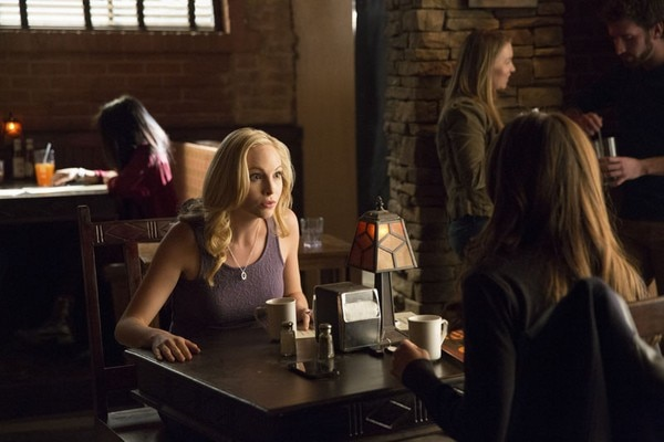 Kick off the Week with Several New Stills from The Vampire Diaries Episode 5.18 - Resident Evil