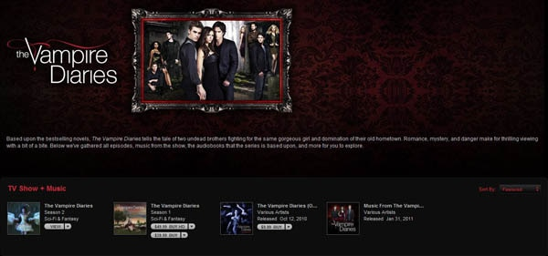 Win a Prize Pack from The Vampire Diaries Including Two Free Episode Downloads