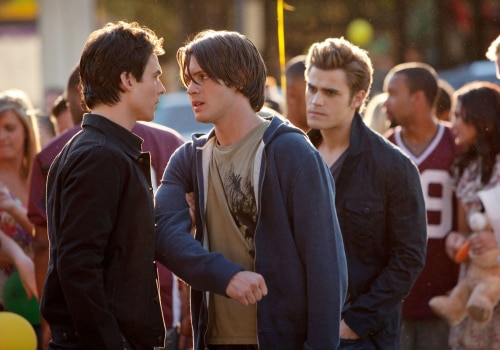 Several Stills from the Season Finale of The Vampire Diaries