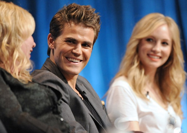 The Vampire Diaries at Paleyfest 2012