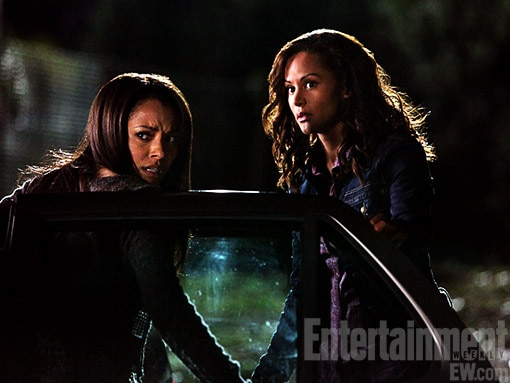 The Vampire Diaries Episode 3.12: A Sneak Peek of Bonnie's Mother