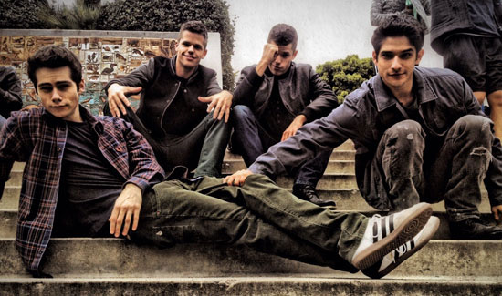 Teaser Photo and New Video Welcome Us to the Set of Teen Wolf Season 3