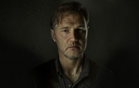 The Walking Dead: Q&A with David Morrissey (The Governor)