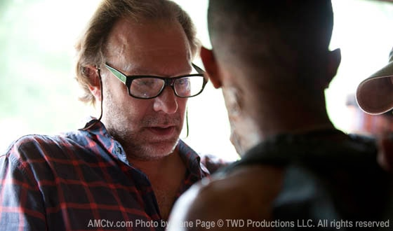 The Walking Dead: Q&A with Special FX Makeup Artist and Co-Executive Producer Greg Nicotero