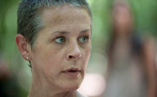Q&A with Melissa McBride - The Walking Dead Season 2