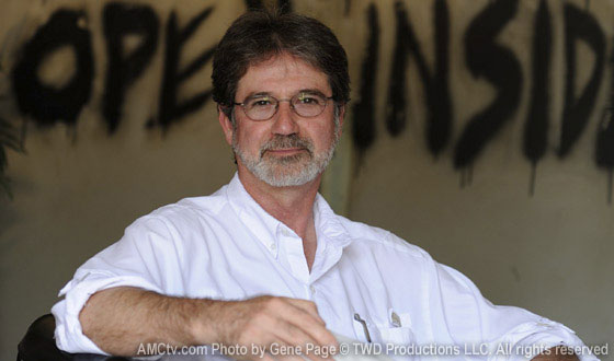 Q&A with The Walking Dead Location Manager Mike Riley