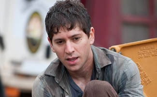 twd mz - The Walking Dead: Q&As with Michael Zegen, Jon Bernthal, and Robert Kirkman; Clip and Photos from Episode 2.13 - Beside the Dying Fire