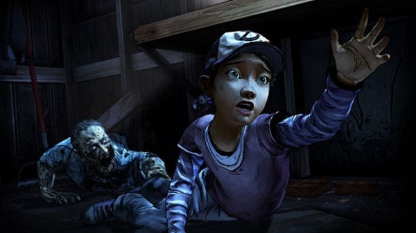 The Walking Dead: Season 2 - All That Remains