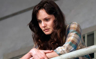 twd swc - The Walking Dead's Sarah Wayne Callies and IronE Singleton Talk Death, Moral Dilemmas, and Lots More!