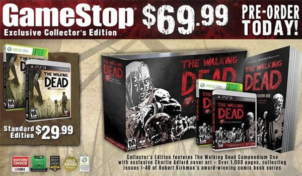 The Walking Dead Headed To Retail Stores in November