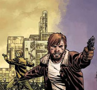 All Covers Revealed for The Walking Dead Comic's 10th Anniversary Issue #115 - All Out War