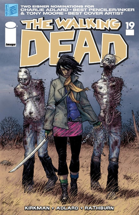 Get The Walking Dead Issue #19 - Michonne's Introduction - for FREE!