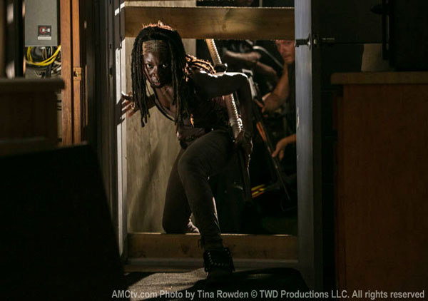 Another Still from The Walking Dead Mid-Season Finale - Made to Suffer