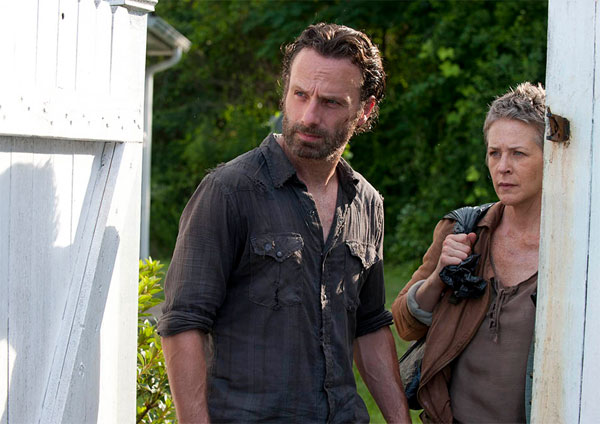 The Walking Dead Episode 4.04 - Indifference