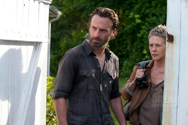 The Walking Dead: Recap of Episode 4.04 - Indifference - Rick & Carol