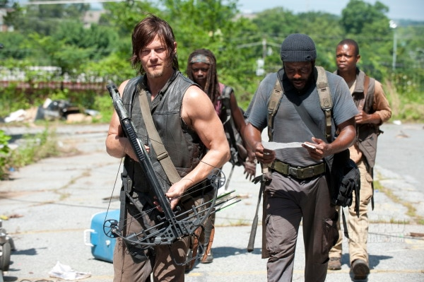 The Walking Dead: Recap of Episode 4.04 - Indifference - Daryl & Tyreese