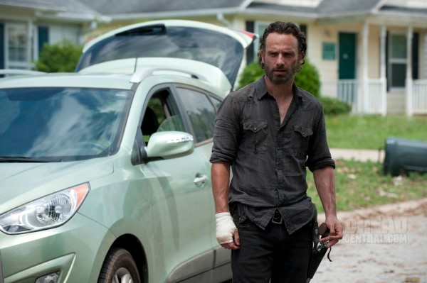 The Walking Dead: Recap of Episode 4.04 - Indifference - Rick