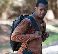 First Images from The Walking Dead Episode 4.13 - Alone