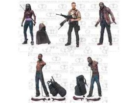 First Details on McFarlane's The Walking Dead Figures Series 3; Pre-orders Now Available