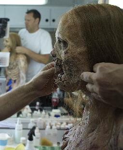 The Walking Dead on AMC TV - Behind The Scenes