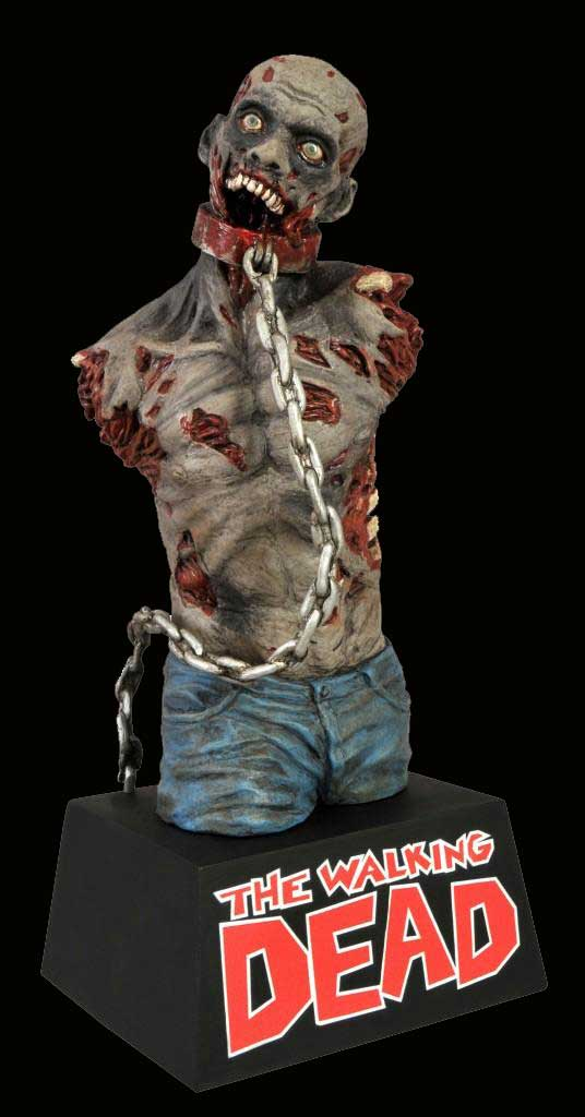 Toy Fair 2013: A New Walking Dead Collectible You Can Take to the Bank