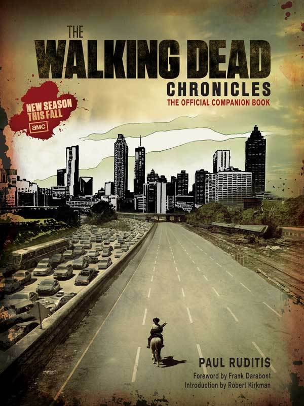 Win Yourself Some Bloody Good Walking Dead Swag for the Holidays!