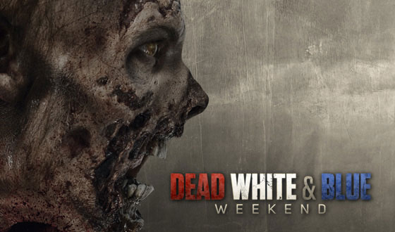 Two New Videos Tease AMC's July 4th 'Dead, White and Blue' Walking Dead Marathon