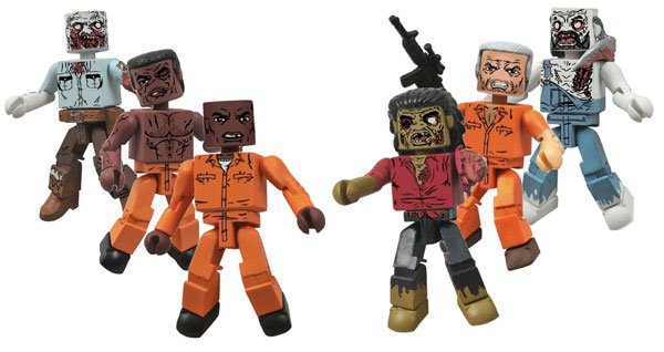 Diamond Select's Walking Dead Minimates Come to Life in This New Short Film