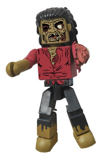 The Walking Dead Minimates Series 3 Based on the Prison Storyline Coming this Spring
