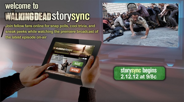 The Walking Dead Story Sync Launches Sunday, February 12th