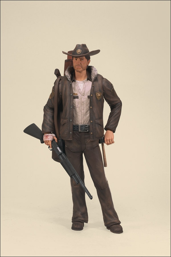 McFarlane's The Walking Dead Figures - Fully Painted and Totally Badass