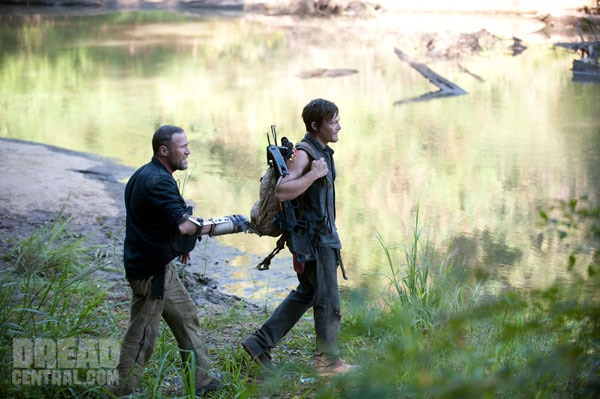 An Exclusive Look at The Walking Dead Episode 3.10 - Home (click for larger image)