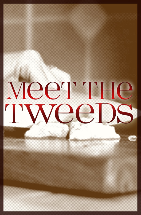 Two More Short Films for Halloween Night Viewing: The Trick or Treater / Meet the Tweeds
