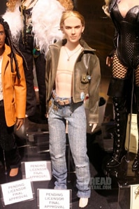 Tonner's James Doll from Twilight