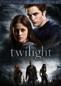 Twilight on DVD!