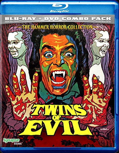 Synapse Films Unleashing Hammer's Twins of Evil onto Blu-ray