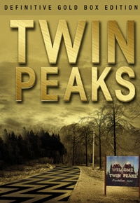 Twin Peaks Definitive Gold Box Edition DVD art! (click to see it bigger)