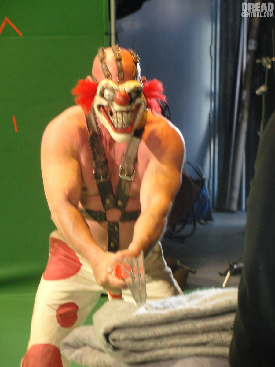 Exclusive Video Interview: David Jaffe Talks Twisted Metal and More