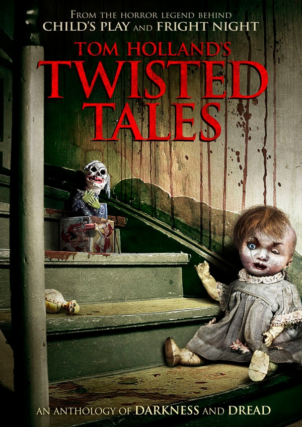 twisted tales - CONTEST CLOSED! Win a Copy of Tom Holland's Twisted Tales on DVD