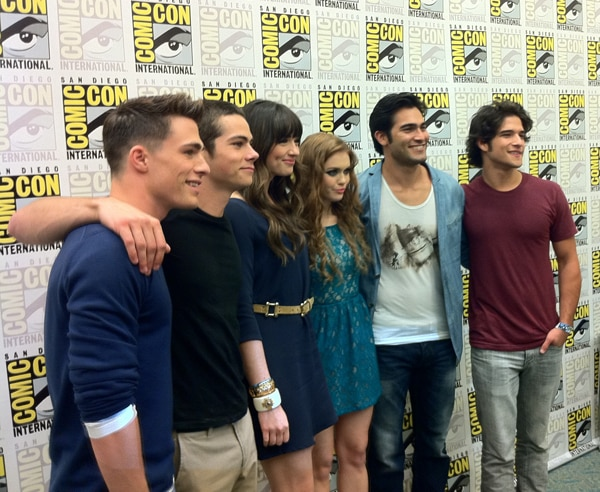 San Diego Comic-Con 2011: Exclusive Video: Dread Central Chats with MTV's Teen Wolf Cast and Creators