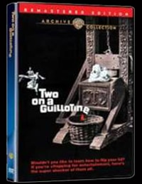 Remastered Sixties Classic Two on a Guillotine Heading to DVD