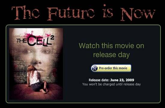 The Cell 2 will premiere on Amazon VOD