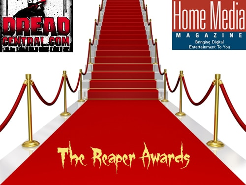 The Reaper Awards Coming in October, 2009